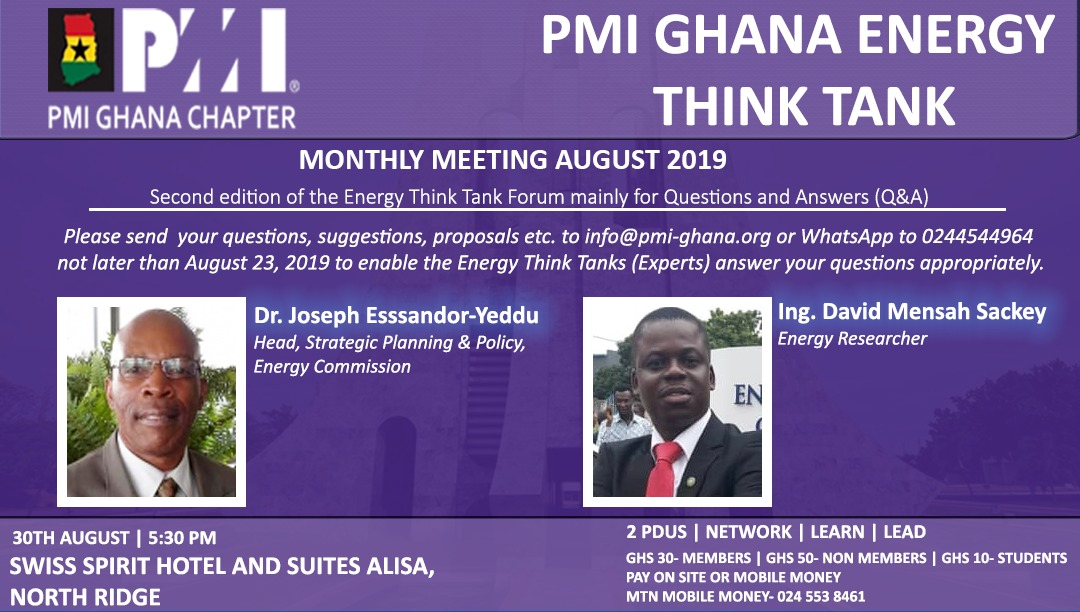 PMI ENERGY THINK TANK 2