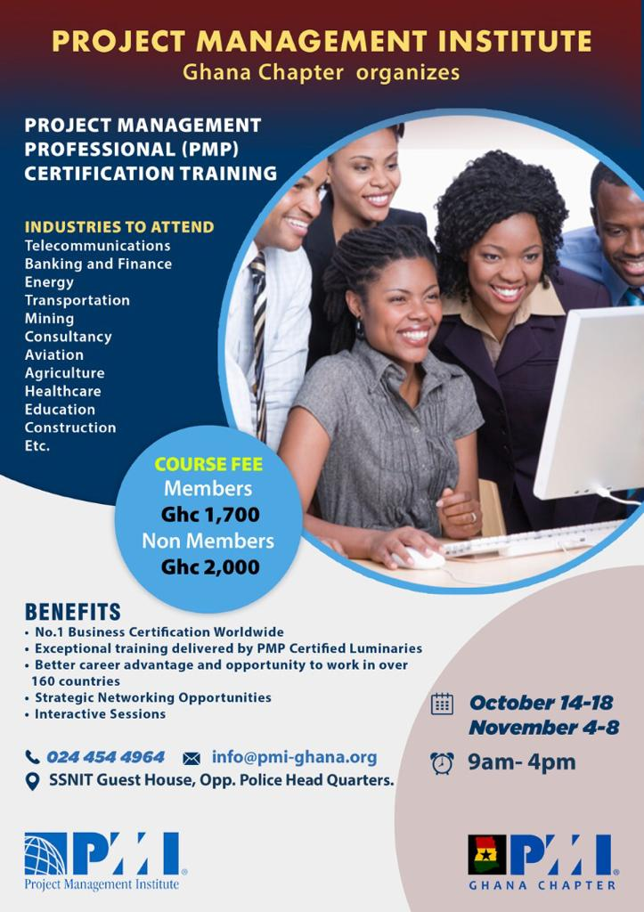 PMI PMP Course 14OCT2019